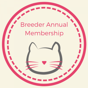 Breeder Annual Membership